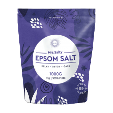 Соль английская для ванны Epsom