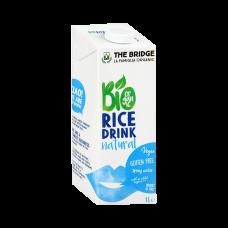 Органический рисовый напиток натуральный «BIO RICE DRINK Natural»