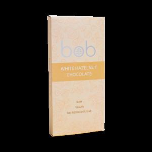 Шоколад белый фундучный