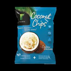 Кокосовые чипсы «Сладкая классика»